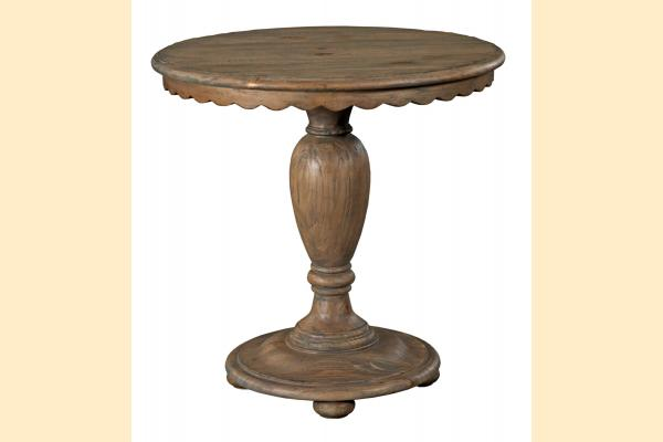 Kincaid Weatherford-Heather Accent Table