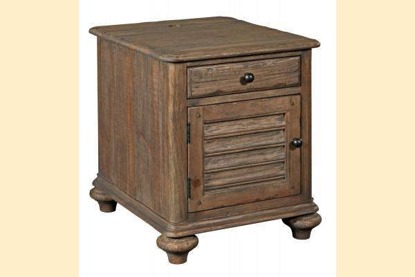 Kincaid Weatherford-Heather Chairside Chest