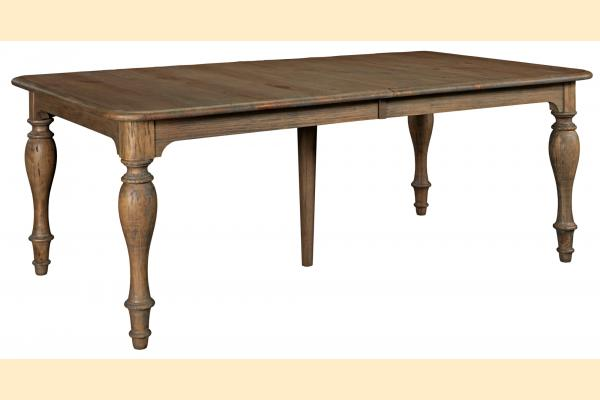 Kincaid Weatherford-Heather Canterbury Table w/ Two 20