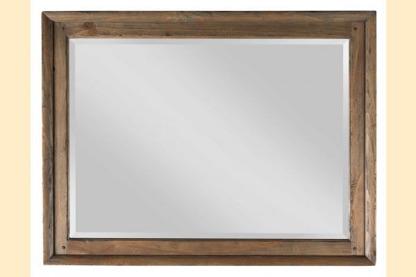 Kincaid Weatherford-Heather Landscape Mirror