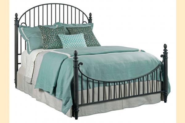 Kincaid Weatherford King Catlins Metal Bed