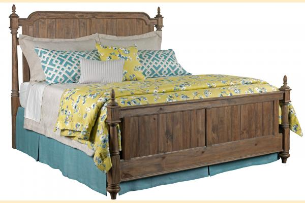 Kincaid Weatherford-Heather Cal-King Westland Bed