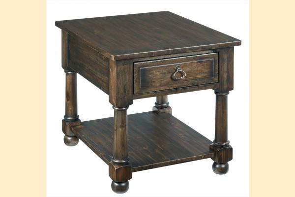 Kincaid Wildfire End Table