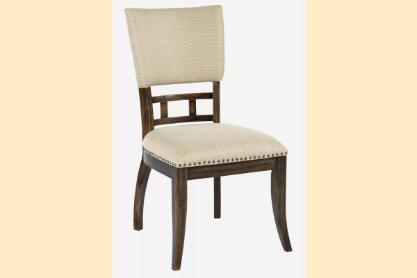 Kincaid Wildfire Tweed Side Chair