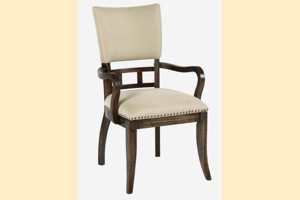 Kincaid Wildfire Tweed Arm Chair