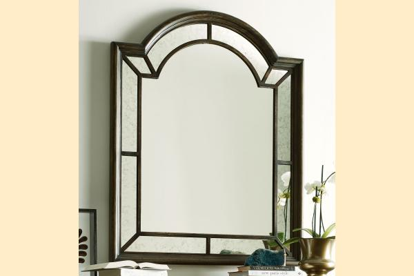 Kincaid Wildfire Palladian Mirror