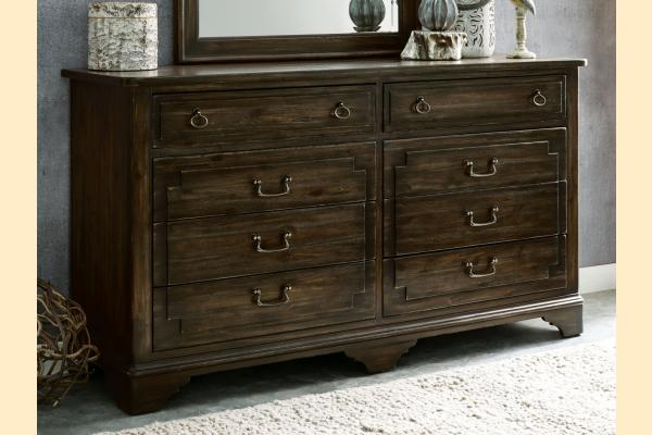Kincaid Wildfire Drawer Dresser