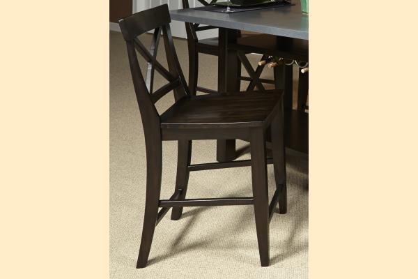 Liberty Keaton II Casual Dining X-Back Counter Chair