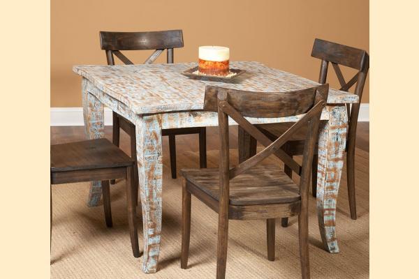 Largo Artisian Square Dining Table