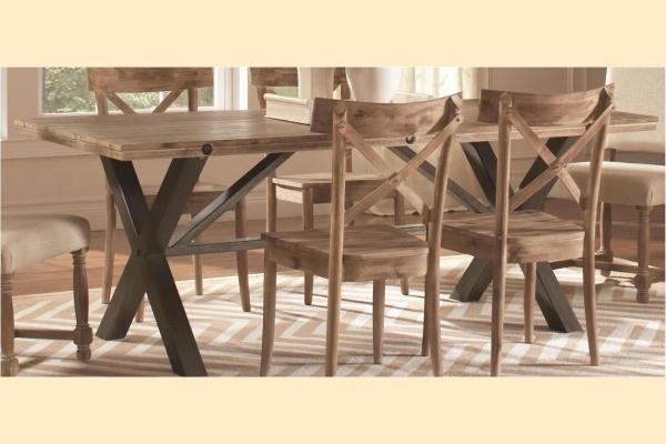 Largo Callista Rectangular Table