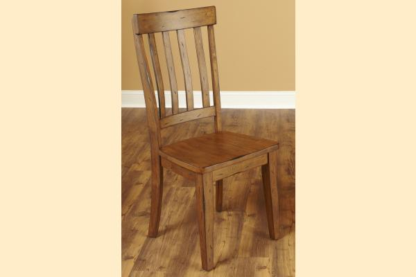 Largo Overland Slat Back Parsons Chair