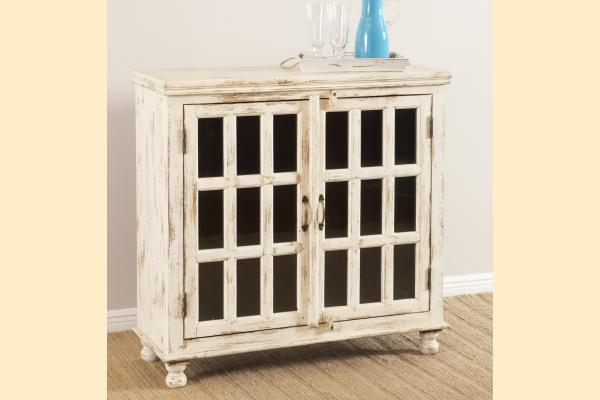 Largo Rustic Collectibles 2 Door Sideboard-Weathered Beach