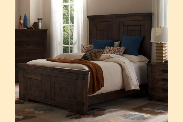 Largo Timber Ridge King Panel Bed