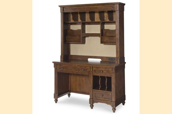 Legacy Kids Big Sur by Wendy Bellissimo Desk with Hutch