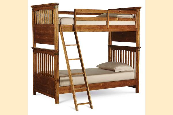 Legacy Kids Bryce Canyon Twin over Twin Bunk Bed
