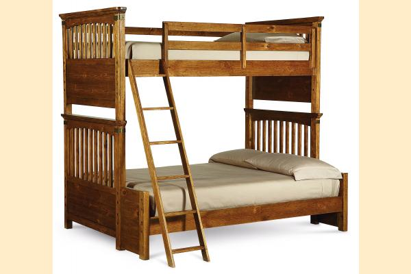 Legacy Kids Bryce Canyon Twin over Full Bunk Bed