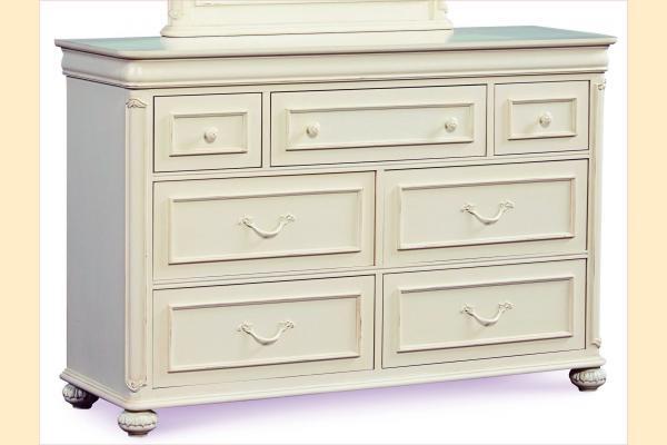 Legacy Kids Charlotte Seven Drawer Dresser