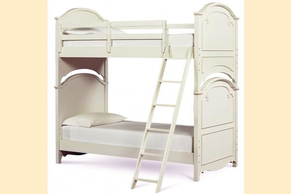 Legacy Kids Charlotte Twin over Twin Bunk Bed