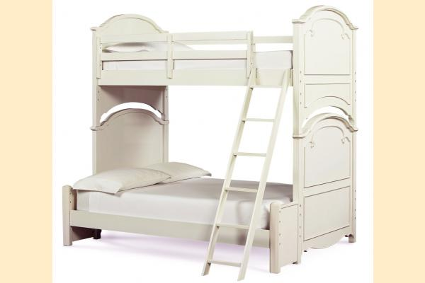 Legacy Kids Charlotte Twin over Full Bunk Bed