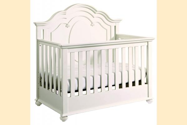 Legacy Kids Charlotte Grow With Me Convertible Crib **Customer Assembly Required**