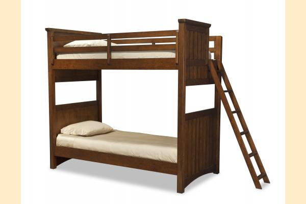 Legacy Kids Dawson's Ridge Twin Bunk Bed