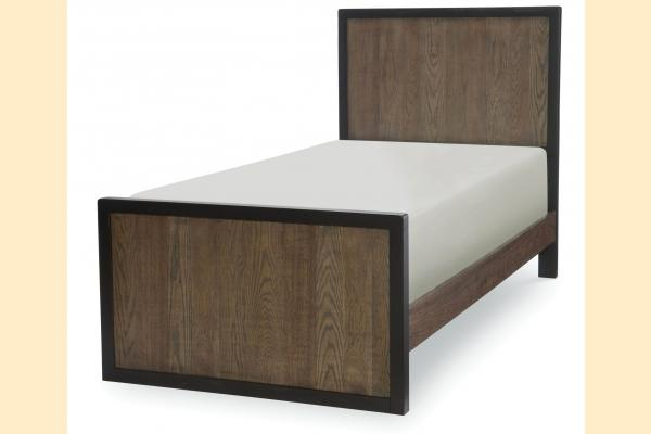 Legacy Kids Fulton County Twin Panel Bed