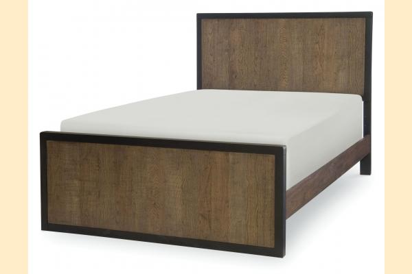 Legacy Kids Fulton County Full Panel Bed