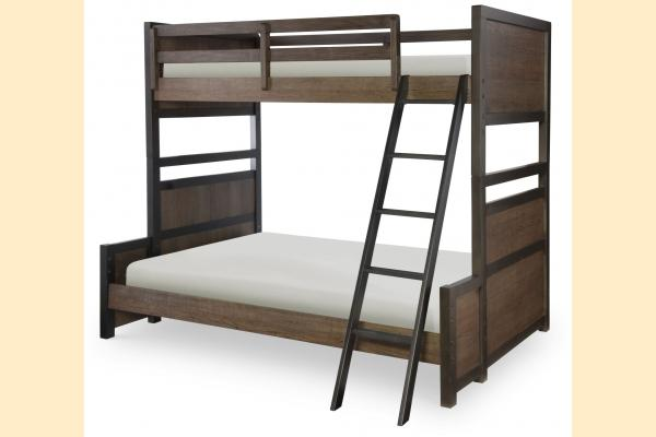 Legacy Kids Fulton County Twin over Full Bunk Bed