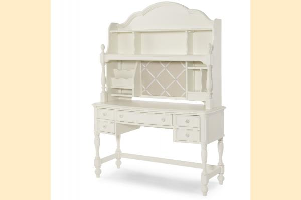 Legacy Kids Harmony by Wendy Bellissimo Desk w/ Hutch