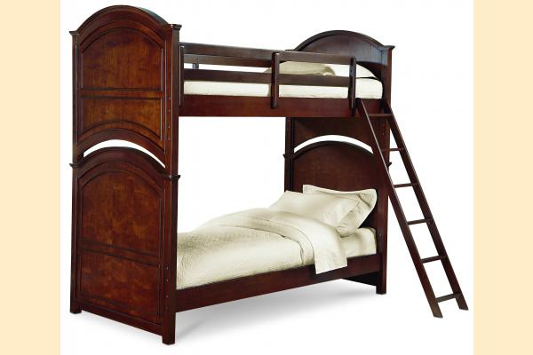 Legacy Kids Impressions Twin over Twin Bunk Bed