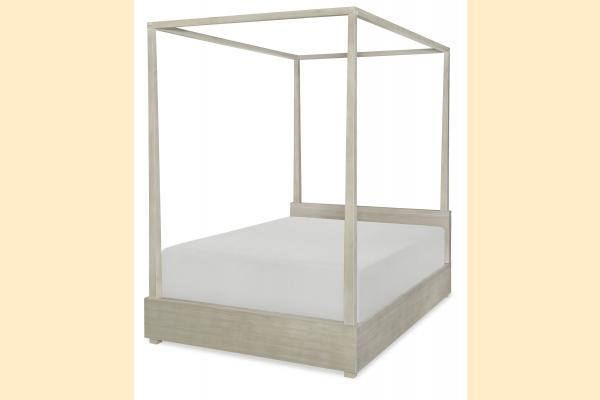 Legacy Kids Indio Full Poster Bed w/ Canopy
