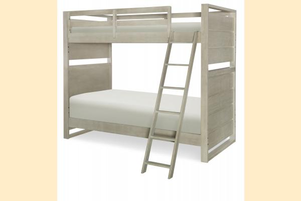 Legacy Kids Indio Twin over Twin Bunk Bed