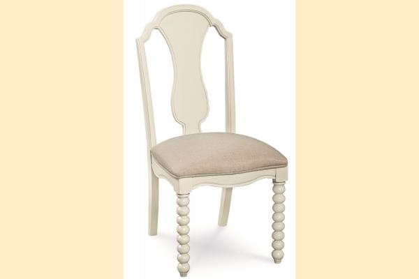 Legacy Kids Inspirations-Seashell White Boutique Chair