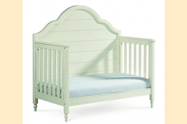Legacy Kids Inspirations-Seashell White Toddler Daybed **CUSTOMER ASSEMBLY REQUIRED**