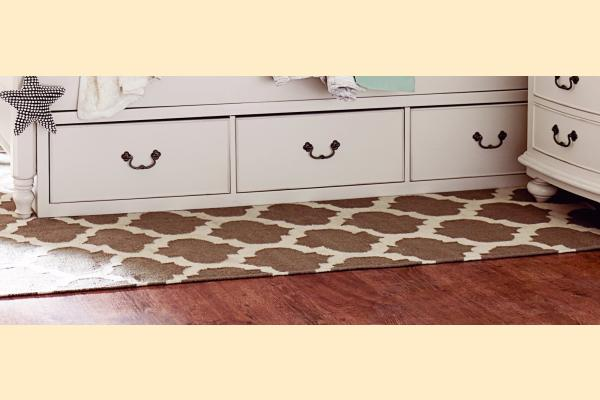 Legacy Kids Inspirations-Seashell White Underbed Storage Drawer