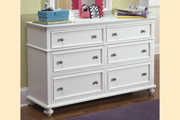 Legacy Kids Madison LK Six Drawer Dresser