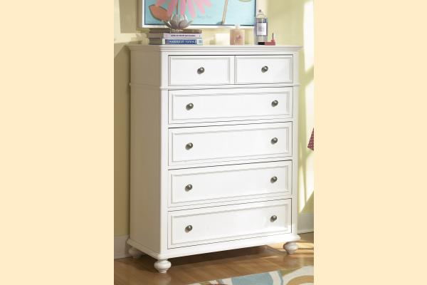 Legacy Kids Madison LK Five Drawer Chest