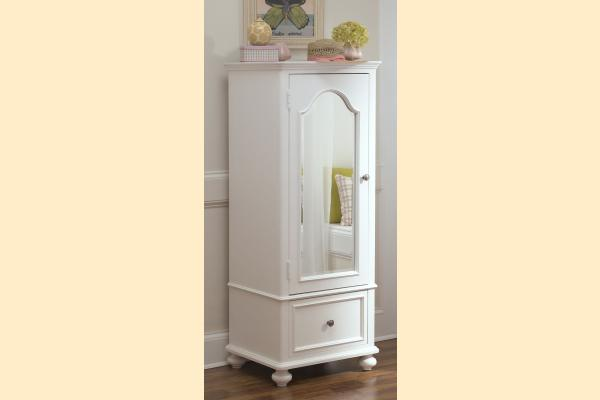Legacy Kids Madison LK Wardrobe w/ Mirrored Door