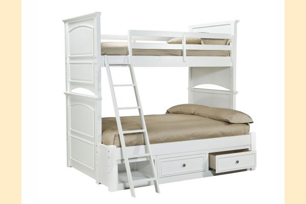 Legacy Kids Madison LK Twin Over Full Bunk Bed