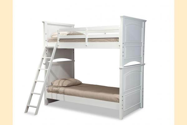 Legacy Kids Madison LK Twin Over Twin Bunk Bed