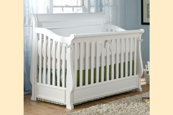 Legacy Kids Madison LK Grow With Me Convertible Crib **Customer Assembly Required**