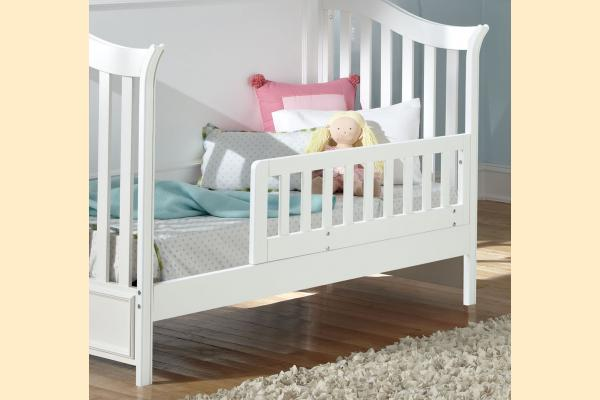Legacy Kids Madison LK Toddler Daybed w/ Guard Rail