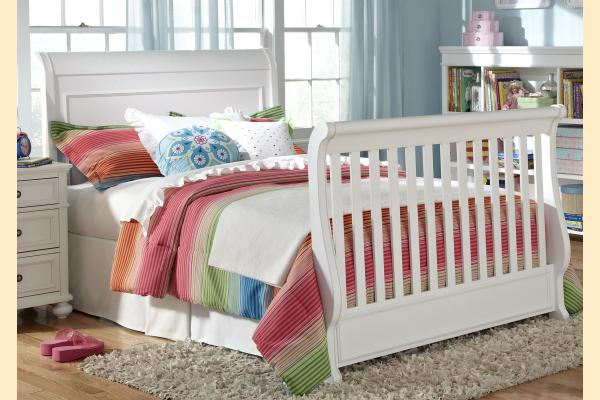 Legacy Kids Madison LK Converter Bed Rails & Slat Roll