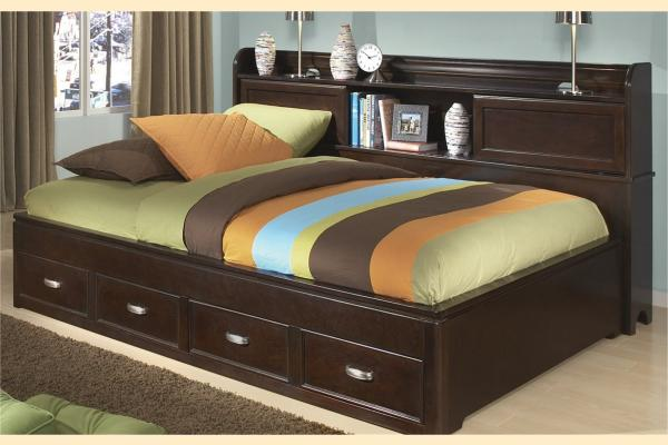 Legacy Kids Park City Full Storage Lounge Bed