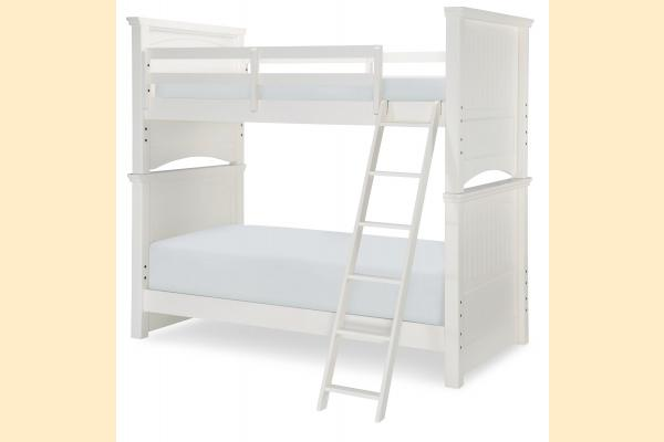 Legacy Kids Summerset Twin over Twin Bunk Bed