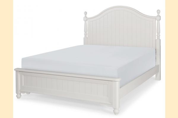 Legacy Kids Summerset Queen Low Poster Bed
