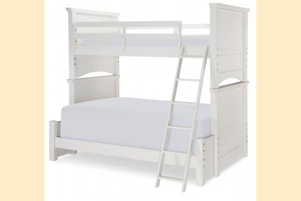 Legacy Kids Summerset Twin over Full Bunk Bed