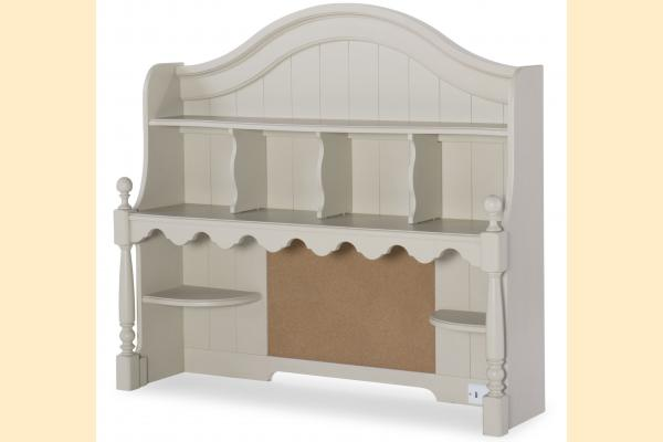 Legacy Kids Summerset-Taupe Desk Hutch