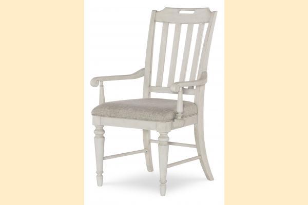 Legacy Brookhaven Slat Back Arm Chair
