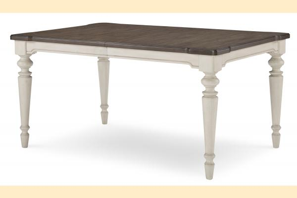 Legacy Brookhaven Leg Table w/ One 18
